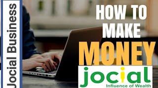 How To Make Money From Jocial Influencer | Earn Daily 1500 | Jocial Influencer Business Plan Nepali