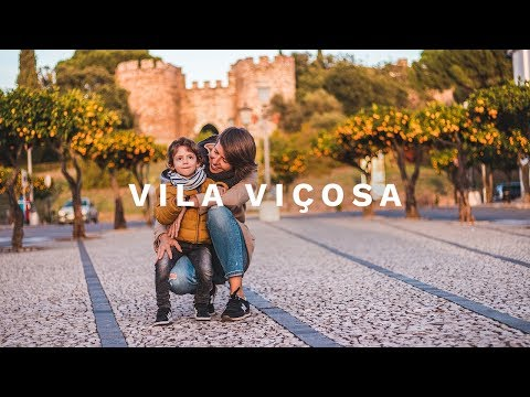 Vila Viçosa, Portugal - The princess of Alentejo