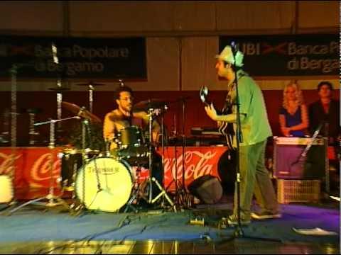 I Pazzi Del Bosco Live@Versus Malnate – Besame il Dub+Re Miminore