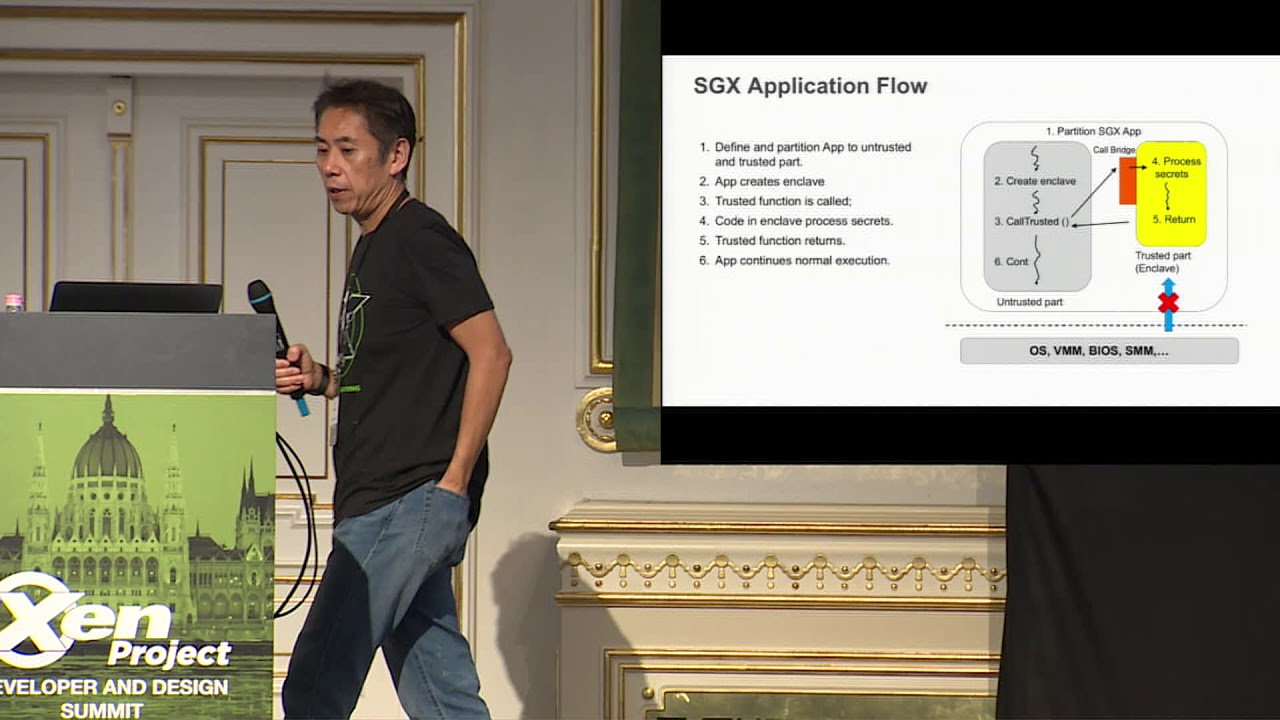 Download Introduction to SGX (Software Guard Extensions) and SGX Virtualization - Jun Nakajima, Intel