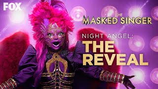 The Night Angel Is Revealed As Kandi Burruss | Season 3 Ep. 18 | THE MASKED SINGER