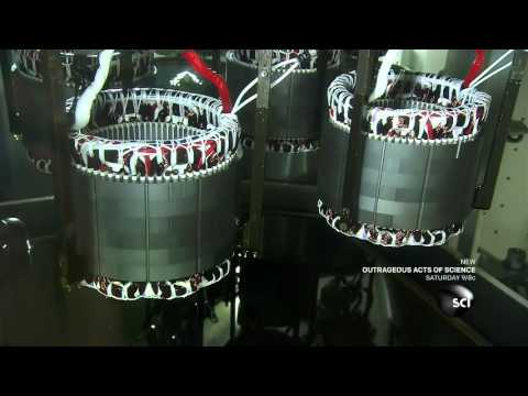 BMW i8 Electric Engine manufacturing 720p
