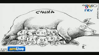 Is China a threat to Kenya's economy?
