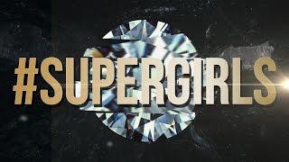 DE FAM - #SUPERGIRLS (OFFICIAL LYRIC VIDEO) BAHASA VERSION