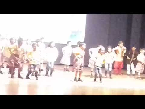 St george's school dance create by KING HAMZA