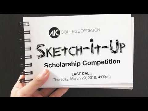 AIC College of Design Scholarship