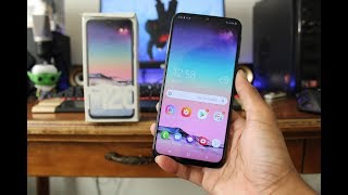 Samsung Galaxy M20 Unboxing & First Impressions ($200 Budget Smartphone)
