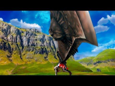Monster hunter frontier Z | BM weapons moves showcase