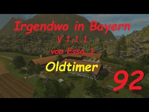 LS 15 Irgendwo in Bayern Map Oldtimer #92 [german/deutsch]