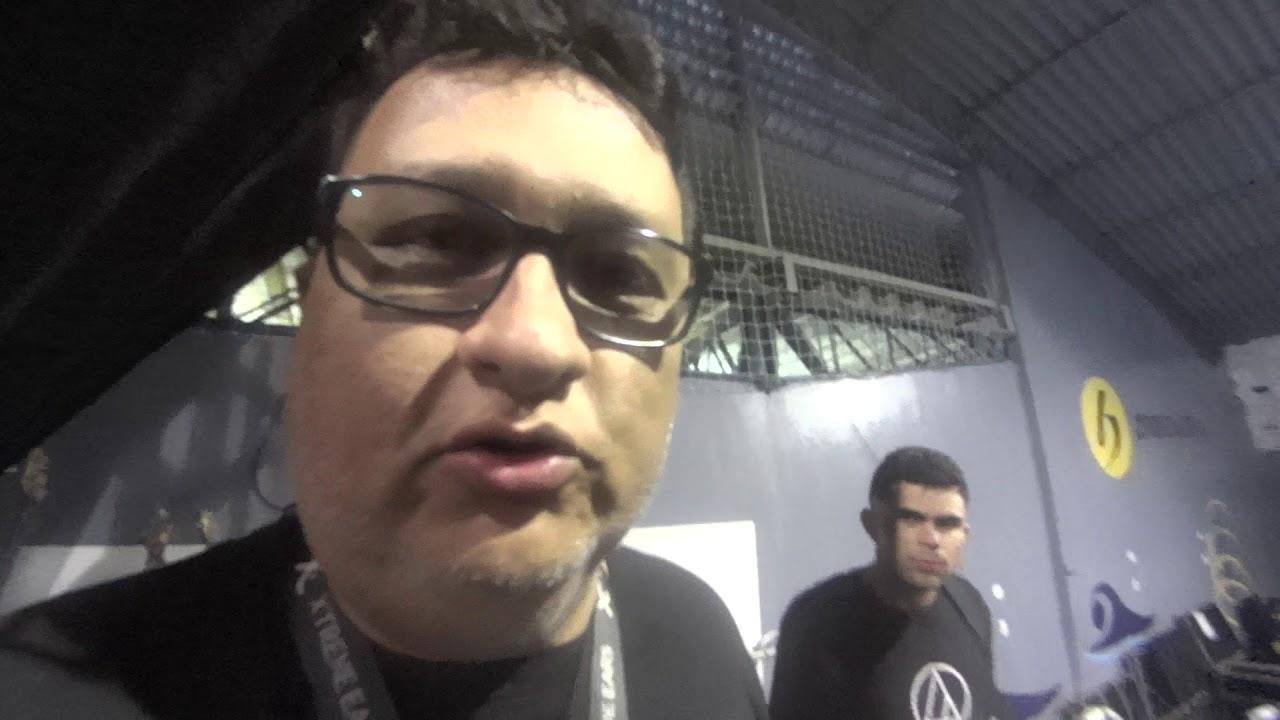 Visita Técnica: Maurício Pinto e Flávio Senna Neto (parte 02/03)