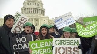 Green Jobs -- Where Have They Gone?