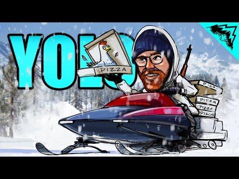 "Chicken Pizza - ""YOLO on the Battlegrounds"" #12"