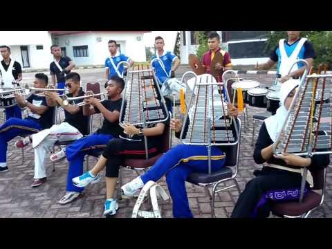 Team korsik acara GAP IPDN regional Riau lagu mars IPDN