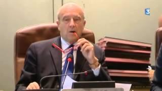 Vifs échanges entre Alain Juppé et Vincent Feltesse au Conseil de CUB de rentrée