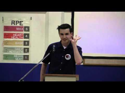Tyler School Presentation