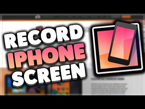 HOW TO RECORD YOUR IPHONE OR IPAD SCREEN FOR FREE NO PC/JB