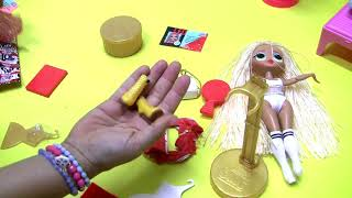 L.O.L. O.M.G. Fashion Dolls Surprises complete set