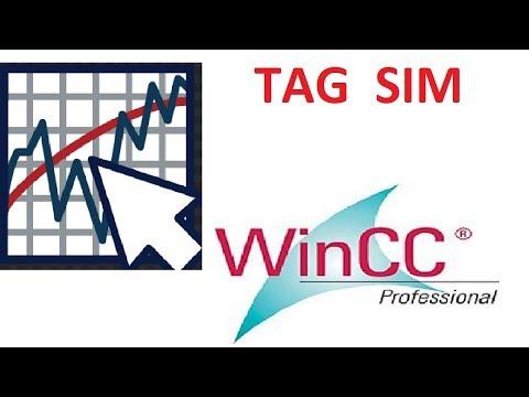 SIMATIC WinCC Tutorial | Tag Logging With Tag Simulator | WinCC Trend