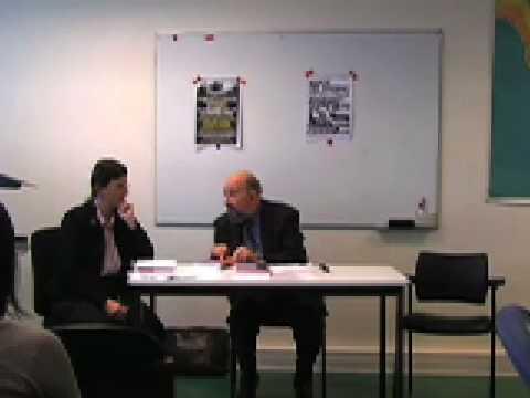 Видео La question post coloniale front