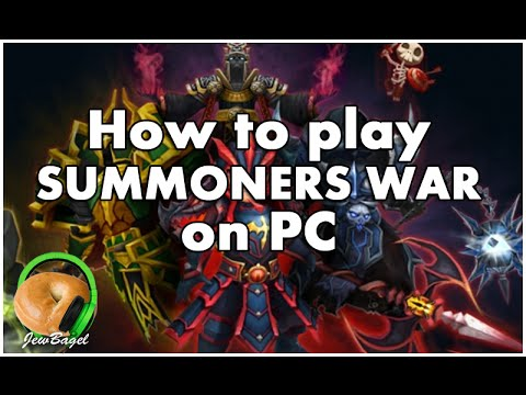 SUMMONERS WAR : How To Play SW On PC (The Good, The Bad, And The Ugly)