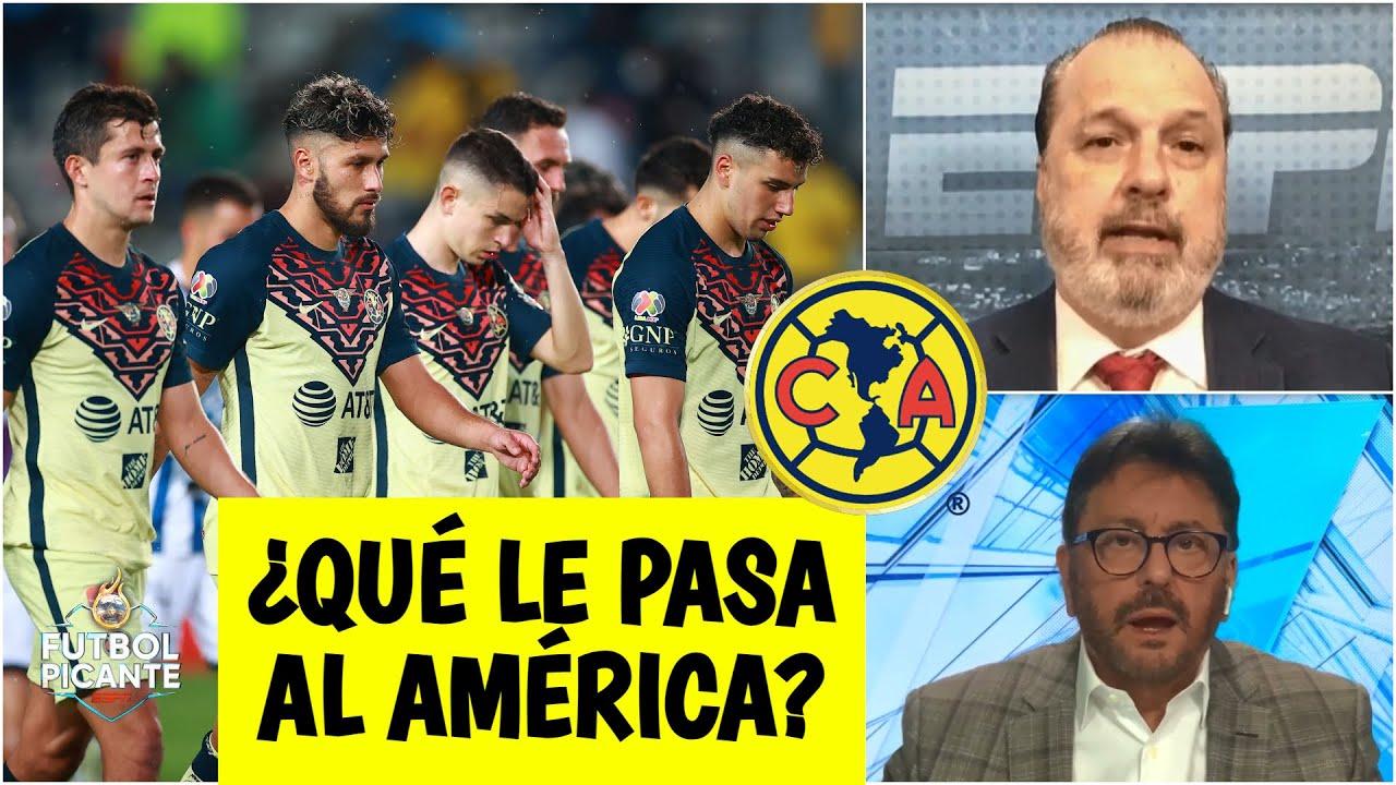 LIGA MX América SE MANTIENE LÍDER, pero deja algunas dudas. Los problemas de Solari