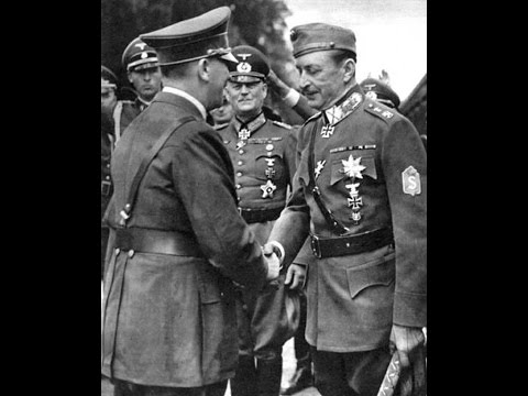 The Hitler and Mannerheim Recording in Finland, June 4, 1942
