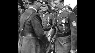 The Hitler and Mannerheim Recording in Finland, June 4, 1942 (Subtitles) thumbnail