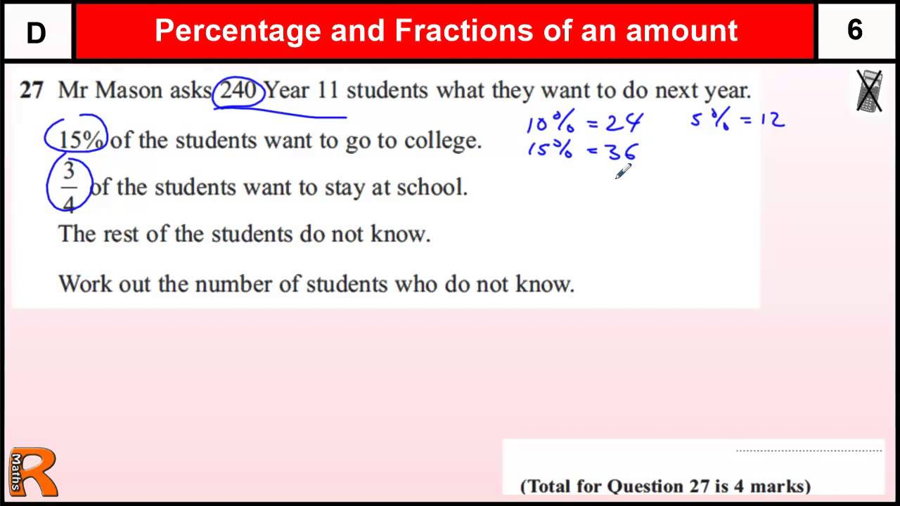 Gcse maths foundation coursework
