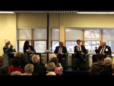 Presidential Speaker Series featuring Joe Kennedy, Marty Meehan and Michael Alexander