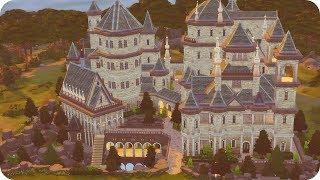 ХОГВАРТС в The Sims 4 - ◊ Строительство ◊