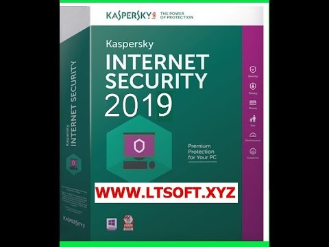Kaspersky internet security 2019 with 1 year key ...
