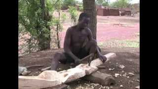 A Day in the Life of a Village in Africa (High Definition)