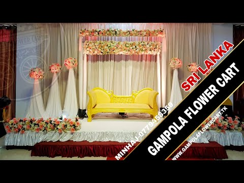 wedding-deco-|-easy-wedding-decoration-ideas-|flower-cart-|-sri-lanka-indonesia-malaysia-india,