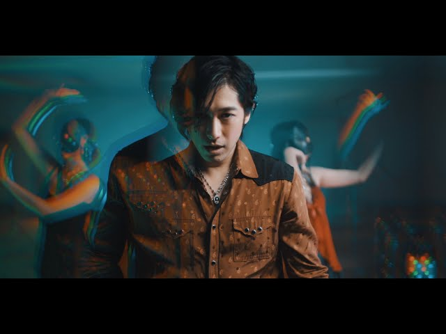 "DEAN FUJIOKA - ""Searching For The Ghost"" Music Video"