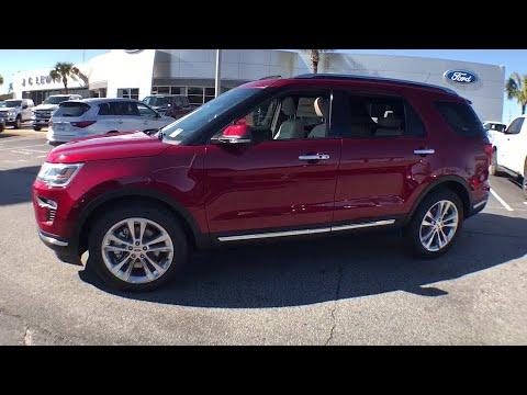 2019 Ford Explorer Savannah, Richmond Hill, Pooler, Hilton Head, Bluffton, GA E90015