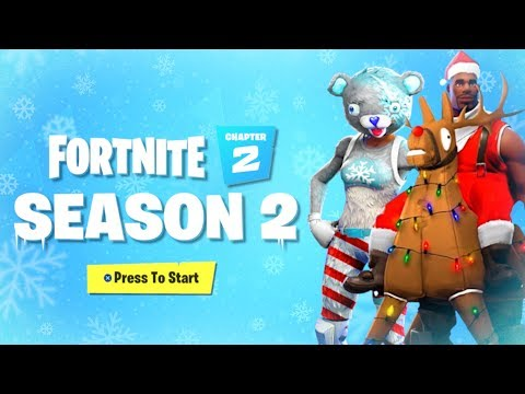 Fortnite: Chapter 2 - Season 2