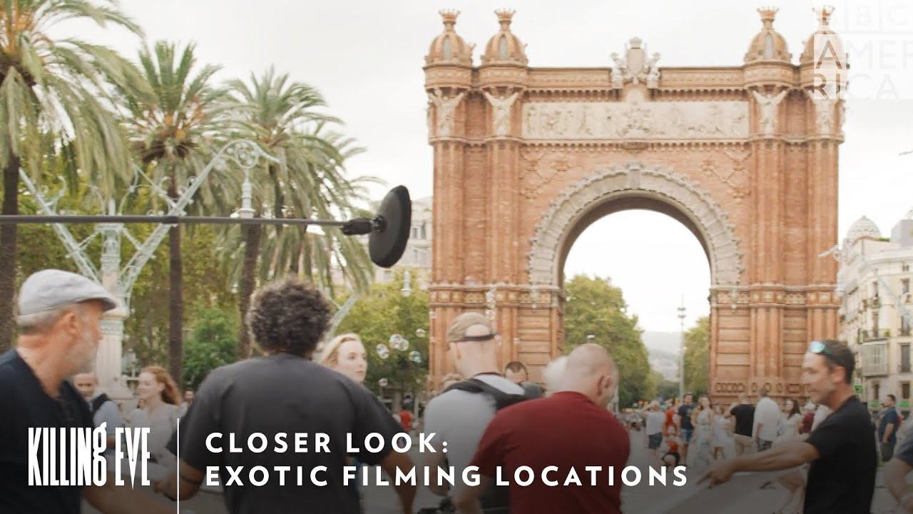 Download Closer Look: Exotic Filming Locations | Killing Eve Sundays at 9pm | BBC America & AMC