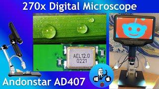 270x Digital Microscope. Andon…