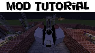 Advanced Rocketry Tutorial #6 - Observatory, Asteroids and Mining Missions (Minecraft 1.12.2)
