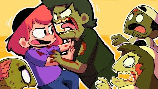 Surviving The Zombie Apocalypse With Your Friends