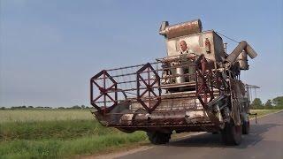TraktorTV 35 - Oldtimer Mähdrescher im Portrait