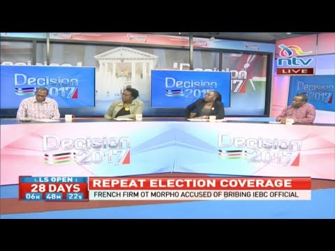 Kenyan media challenged to improve quality of news and election coverage