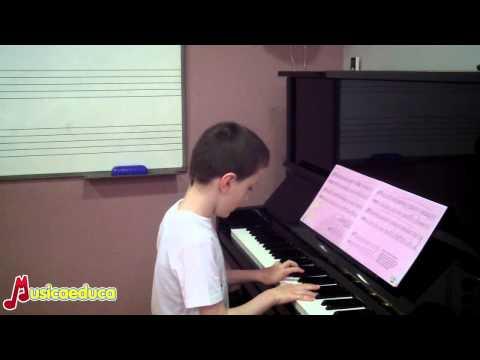 Ninna Nanna - Mi Teclado 3 - Acordes Escuela de Música Moderna