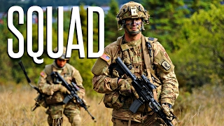 RECOGNIZED BY TEAMMATES :D - SQUAD Intense Warfighting