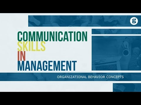 Communication Skills In Organizations