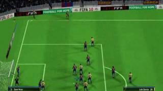 FIFA 2010 Full Gameplay PC