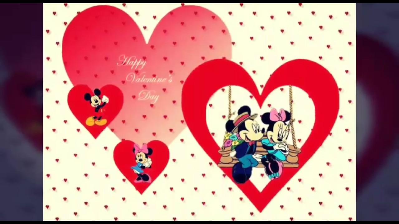 disney valentine wallpaper - HD1024×768
