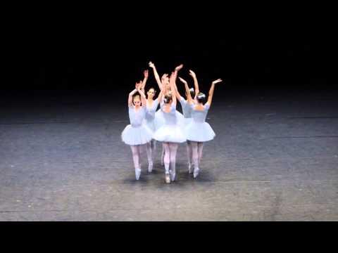 И смешно и балет
