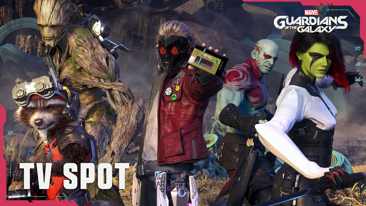 """Marvel's Guardians of the Galaxy - """"You Got This"""" TV Spot"""