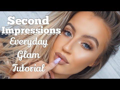 SECOND IMPRESSIONS : Everyday Glam | KeilidhMua